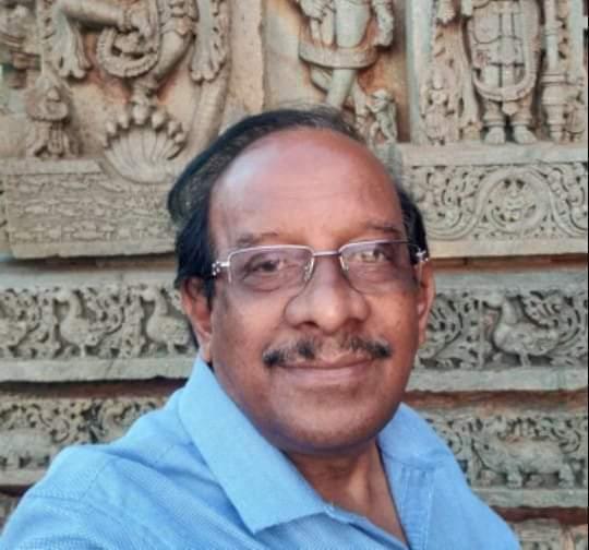 ಸಮಾಜ ಚಿಕಿತ್ಸಕ ಡಾ. ಜಗದೀಶ್